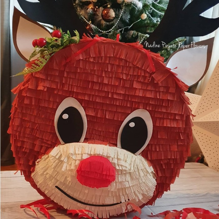 Rudolph Red-Nosed
