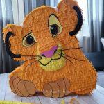 Nadine Pinjate Simba Lion King