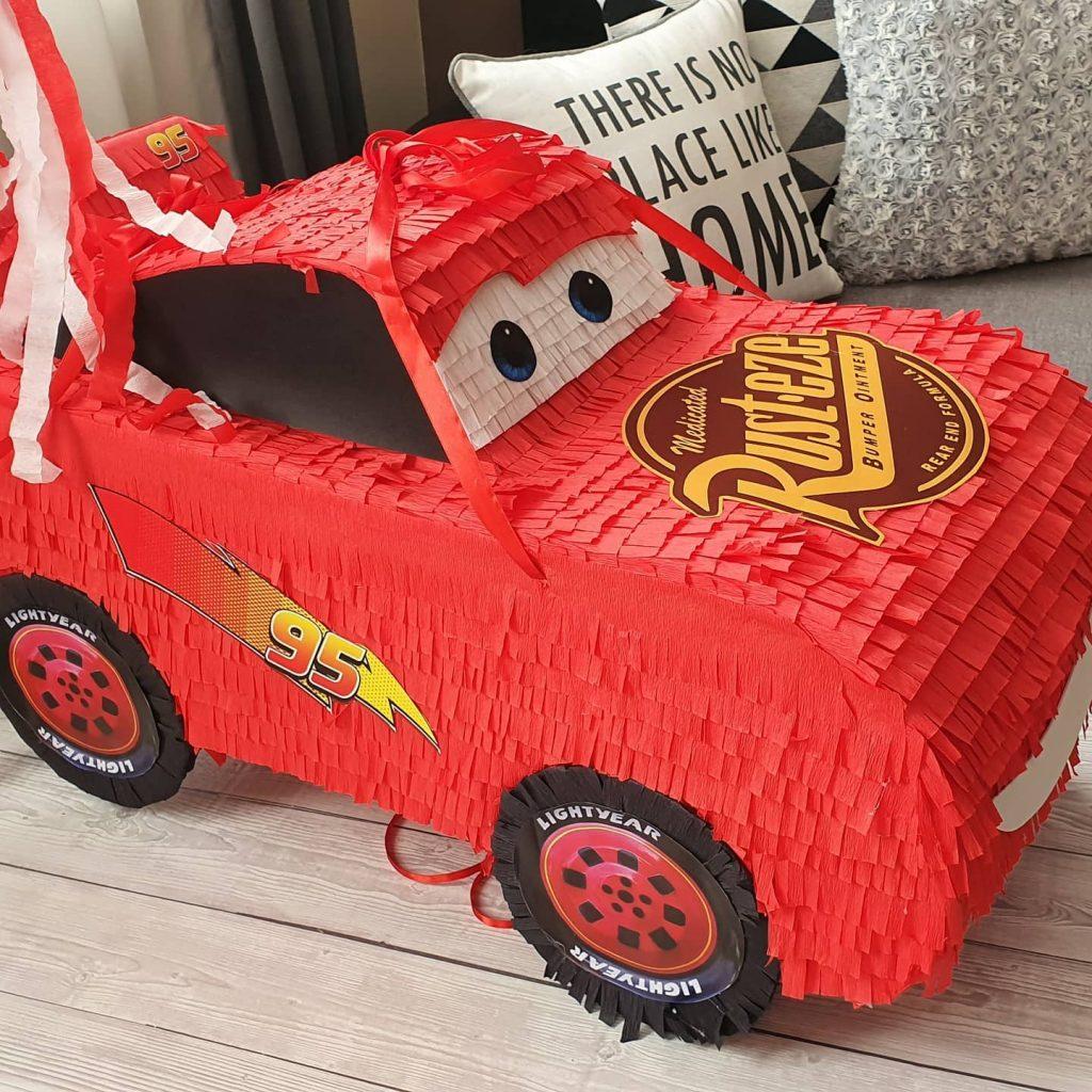 Pinjata Cars 3 Munja McQueen