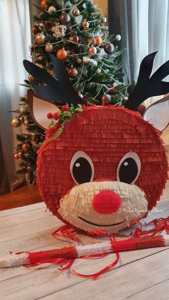 Rudolph 🦌 Red-Nosed