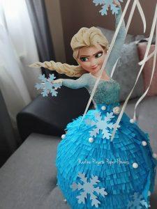 Frozen Elsa Nadine Pinjate