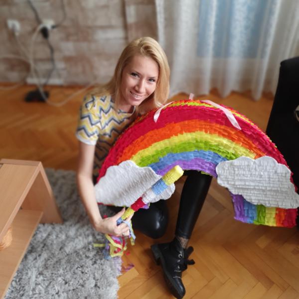Pinjata Rainbow, Duga