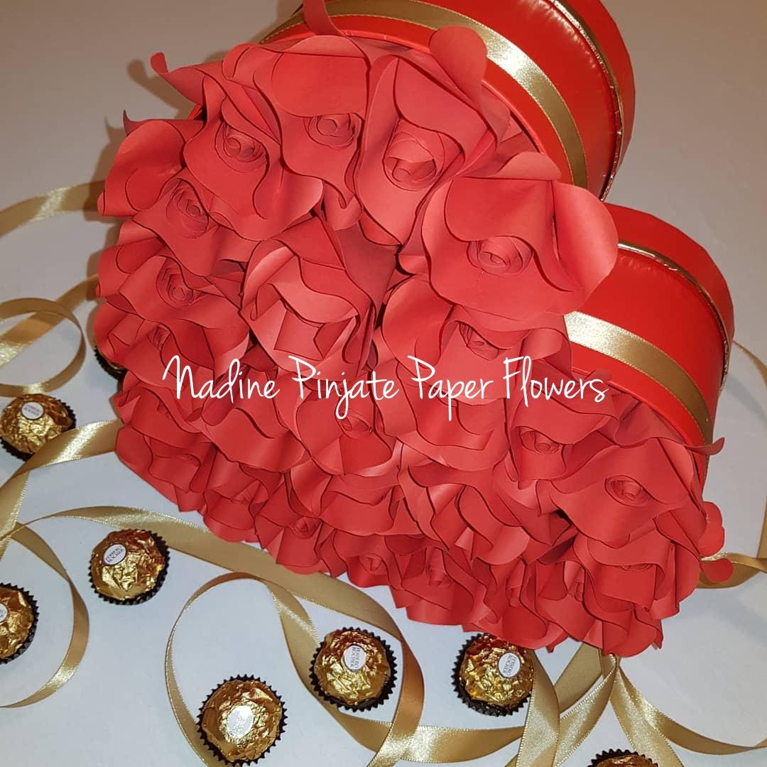 Nadine Pinjate Paper Flowers
