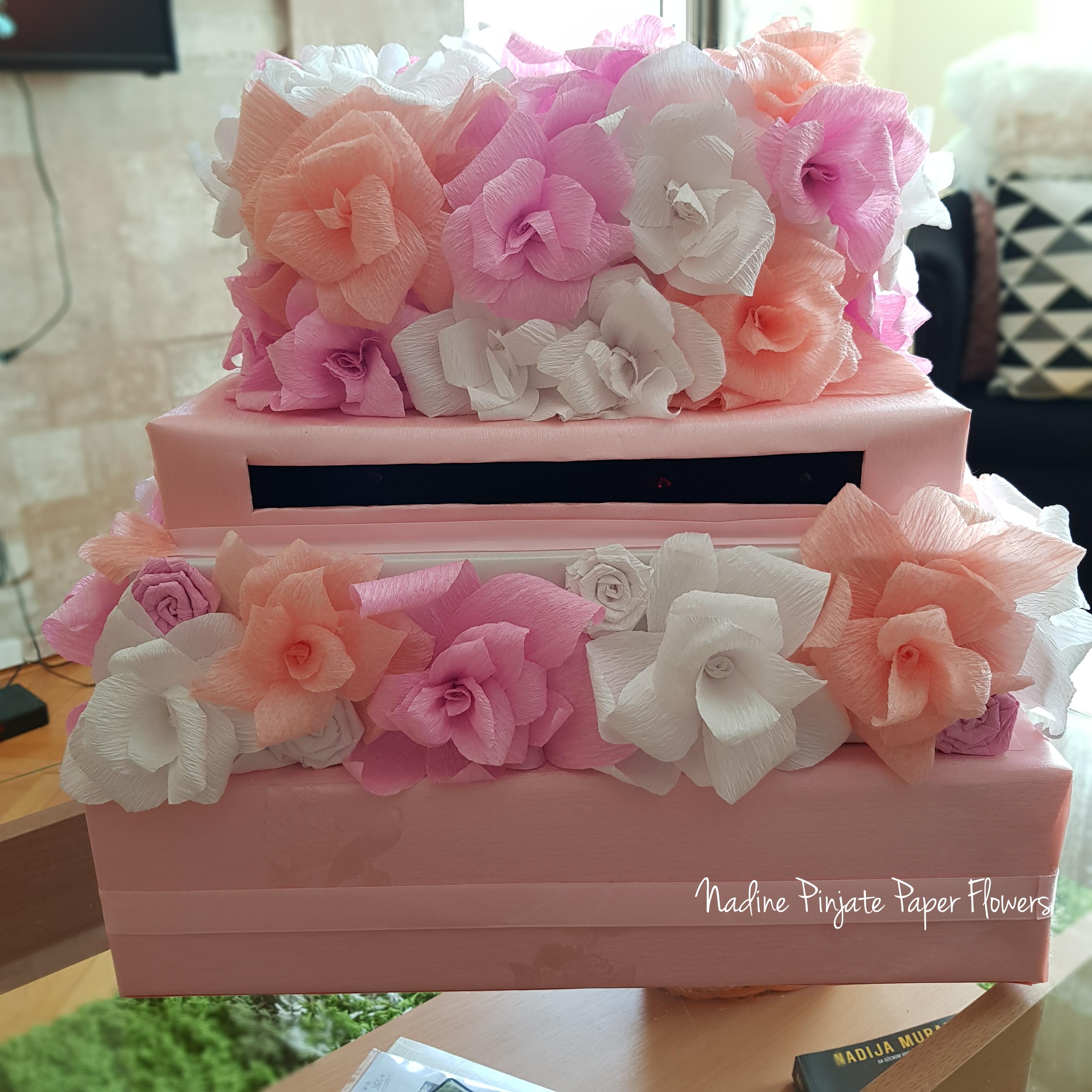Kutija za mladence Nadine Pinjate