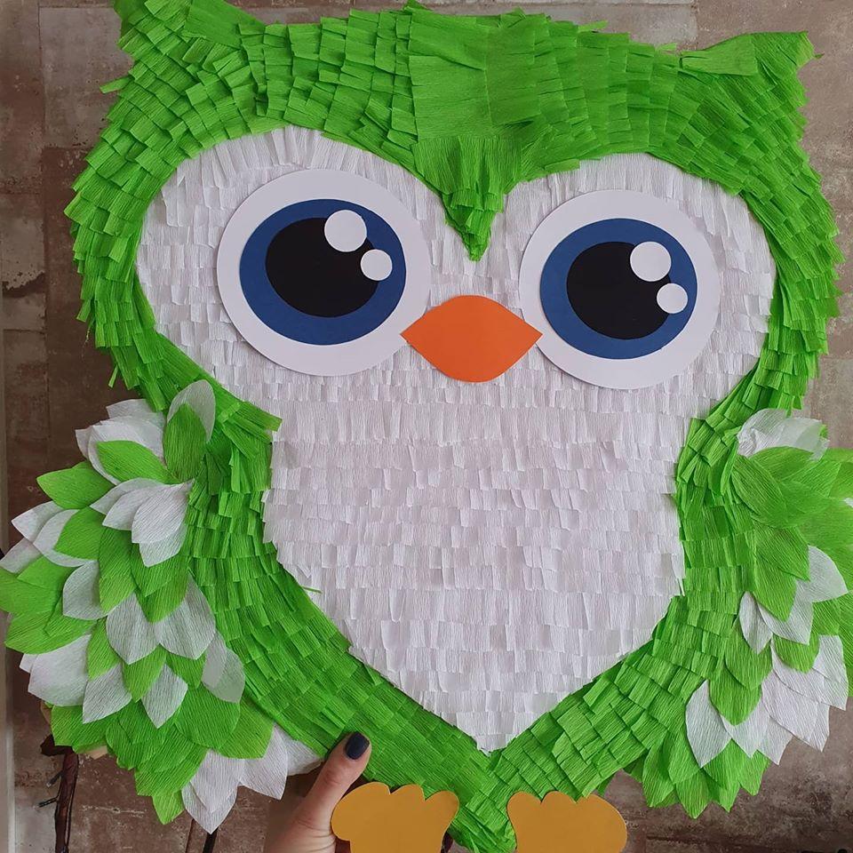 Nadine Pinjate Owl
