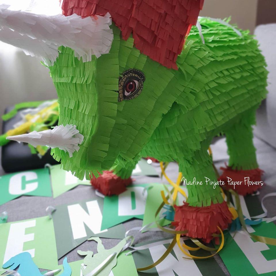 Pinjata Triceratops