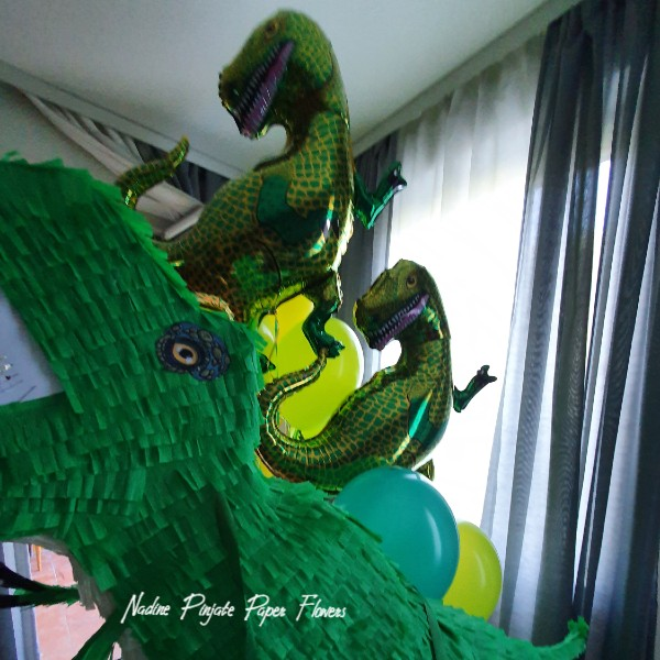 Baloni T-Rex - Nadine Pinjate
