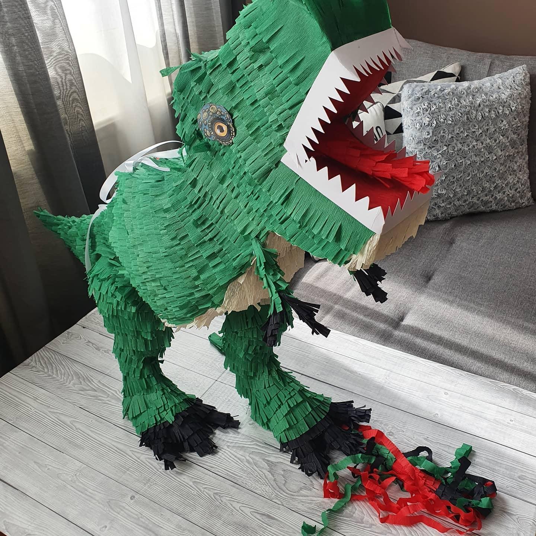 Pinjata Tiranosaurus