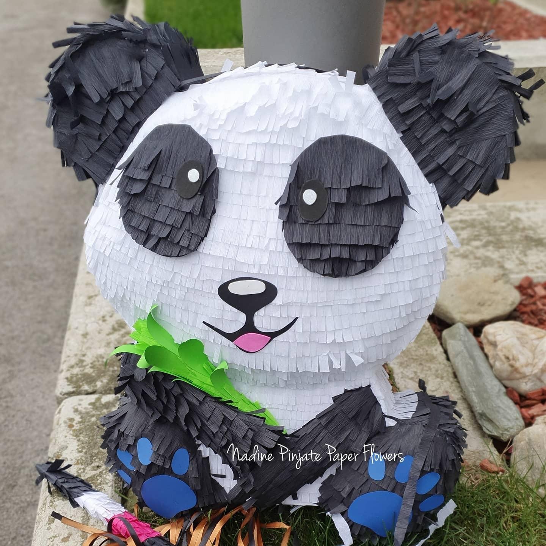 Pinjata Panda - Nadine Pinjate