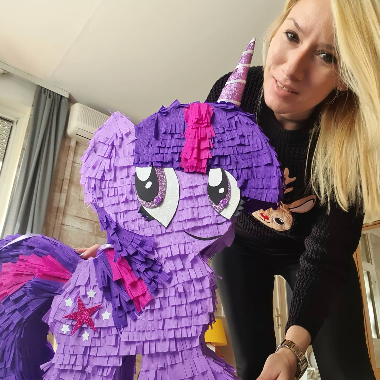 Pinjata Little Pony - Nadne Pinjate