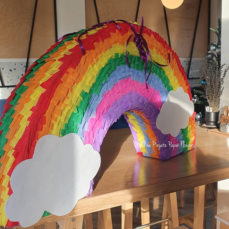 Rainbow - Nadine Pinjate